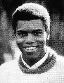 Damon Moore | University of Mississippi yearbook photo