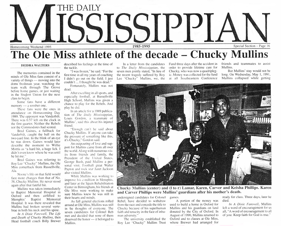 The Daily Mississippian