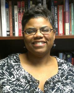 Professor Shennette Garrett-Scott