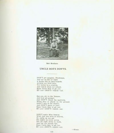 1905 Ole Miss Yearbook