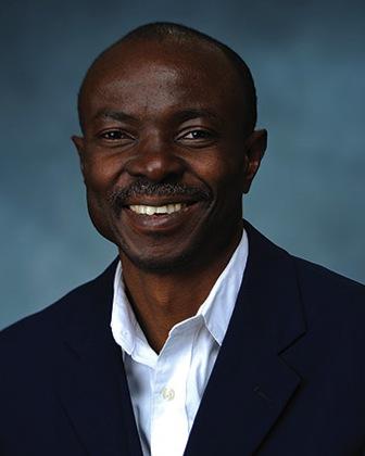Bashir Salau, associate professor of history